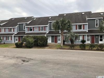 Surfside Beach Condo/Townhouse For Sale: 1851 Colony Dr. #5J