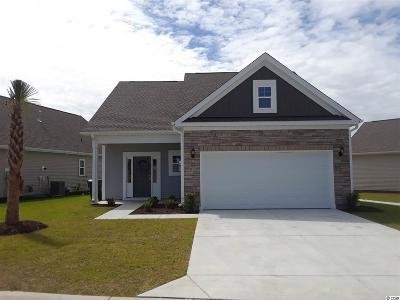 Murrells Inlet Single Family Home For Sale: 153 Heron Lake Dr.