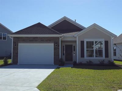 Murrells Inlet Single Family Home For Sale: 161 Heron Lake Ct.