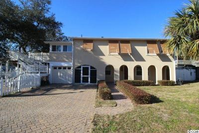 North Myrtle Beach Single Family Home For Sale: 700 12th Ave. S