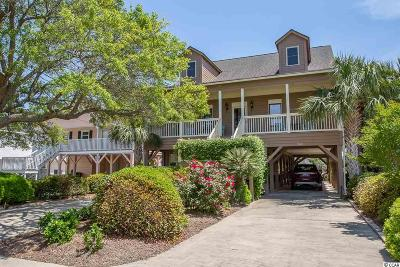 North Myrtle Beach Single Family Home For Sale: 5922 Channel St.