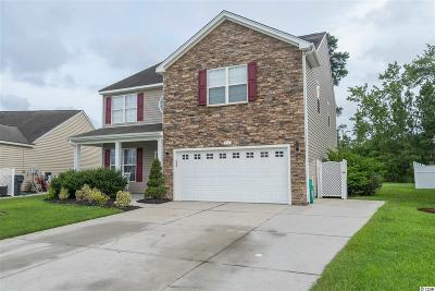 Myrtle Beach SC Single Family Home For Sale: $288,000