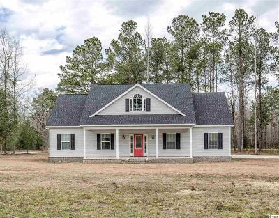 Aynor SC Single Family Home Active-Pend. Cntgt. On Financi: $279,900