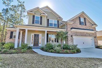Murrells Inlet Single Family Home For Sale: 80 Summerlight Dr.