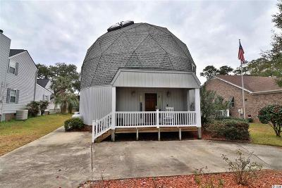 North Myrtle Beach Single Family Home For Sale: 503 2nd Ave. S
