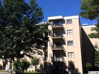 Myrtle Beach Condo/Townhouse Active Under Contract: 5001 Little River Rd. #E-208