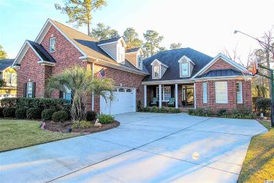 Myrtle Beach SC Single Family Home For Sale: $675,000