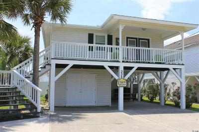 North Myrtle Beach Single Family Home For Sale: 335 52nd Ave. N