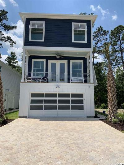 Pawleys Island Single Family Home For Sale: 201 Clamdigger Loop