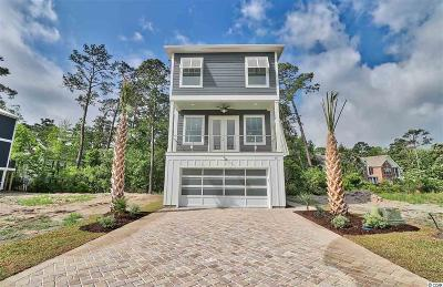Pawleys Island Single Family Home Active-Pend. Cntgt. On Financi: 219 Clamdigger Loop