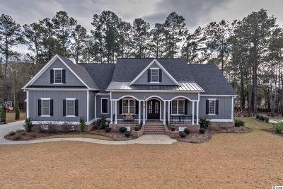 Murrells Inlet, Garden City Beach Single Family Home For Sale: 166 Knotty Pine Way