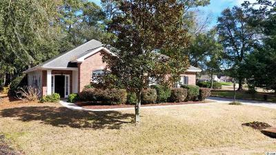 Pawleys Island Single Family Home Active-Pend. Cntgt. On Financi: 1207 Club Circle