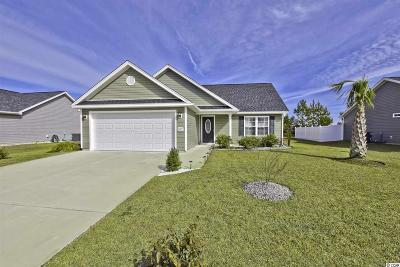 Conway SC Single Family Home Active-Pend. Contingent Contra: $149,000