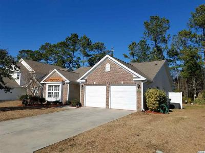 Little River Single Family Home For Sale: 158 Carolina Crossing Blvd.