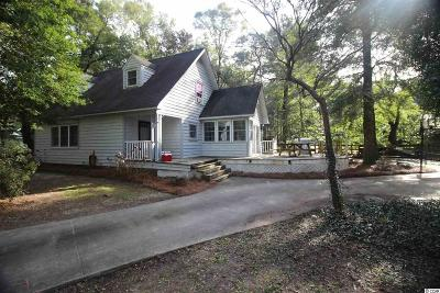 Pawleys Island Single Family Home Active-Pending Sale - Cash Ter: 668 Old Waccamaw Dr.