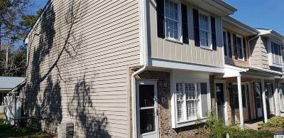 Murrells Inlet Condo/Townhouse Active-Pend. Cntgt. On Financi: 3866 Highway 17 Business #B-1
