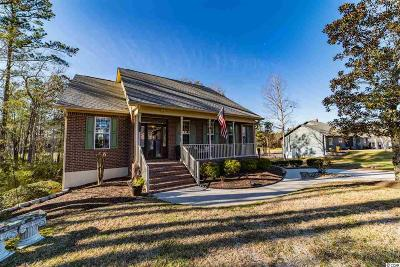 Little River Single Family Home Active Under Contract: 3363 Cedar Creek Run