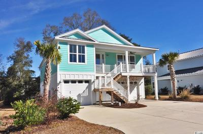 Garden City Beach Single Family Home Active-Pending Sale - Cash Ter: 104 Lake Pointe Dr.
