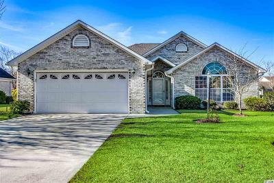 North Myrtle Beach Single Family Home Active Under Contract: 1119 Coral Sand Dr.