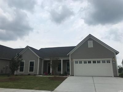 Myrtle Beach Single Family Home Active Under Contract: 6416 Torino Lane
