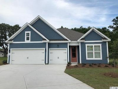 Pawleys Island Single Family Home Active-Pend. Cntgt. On Financi: 115 Black Pearl Court