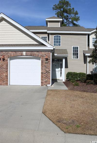 Conway Condo/Townhouse For Sale: 150 Cart Crossing Dr. #105