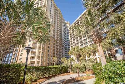 Myrtle Beach Condo/Townhouse For Sale: 9994 Beach Club Dr. #407