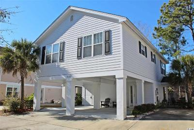 Surfside Beach Single Family Home For Sale: 1133 Camellia Dr.
