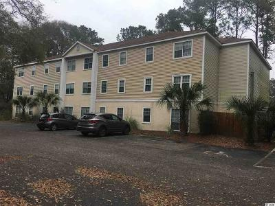 Myrtle Beach SC Condo/Townhouse For Sale: $47,000