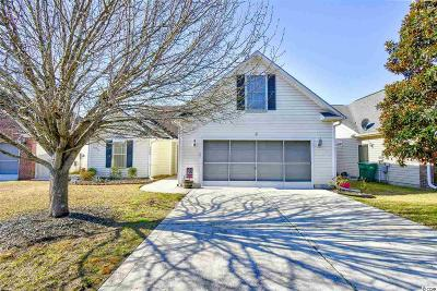 Surfside Beach Single Family Home For Sale: 1943 Tree Circle