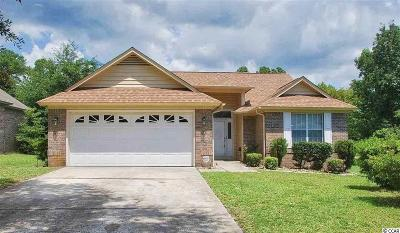 Little River Single Family Home For Sale: 3105 Ashley Ct.