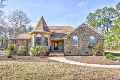 Myrtle Beach Single Family Home For Sale: 7705 Fallen Timber Dr.