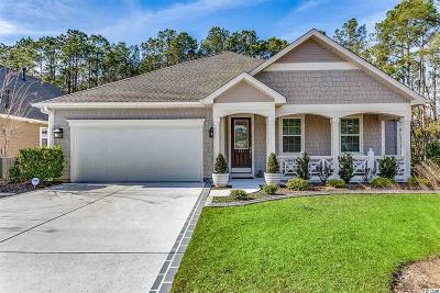 Murrells Inlet Single Family Home For Sale: 561 Heartland Ct.