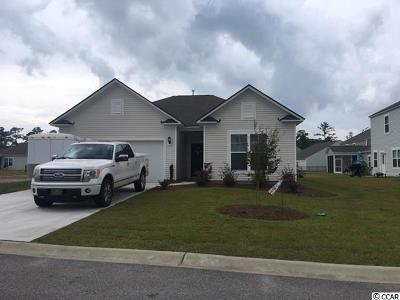 Conway Single Family Home For Sale: 168 Long Leaf Pine Dr.