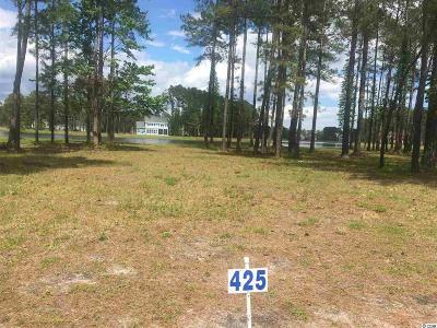 Georgetown County, Horry County Residential Lots & Land For Sale: 684 Waterbridge Blvd.