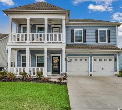 Pawleys Island Single Family Home For Sale: 211 Southgate Ct.