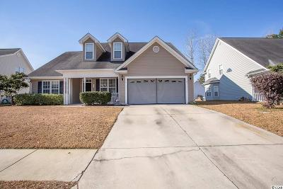 Myrtle Beach Single Family Home For Sale: 247 Foxcatcher Dr.