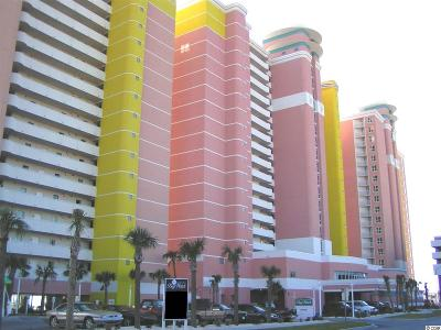 North Myrtle Beach Condo/Townhouse For Sale: 2701 S Ocean Blvd. #1604