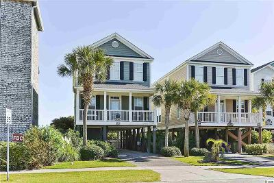 Surfside Beach Single Family Home For Sale: 1315a N Ocean Blvd.