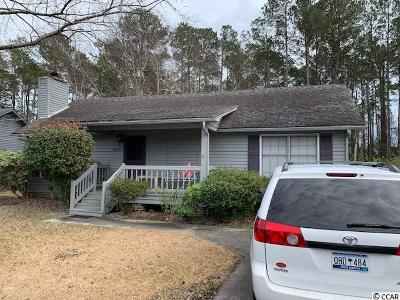 Murrells Inlet Single Family Home For Sale: 9411 Old Palmetto Rd.