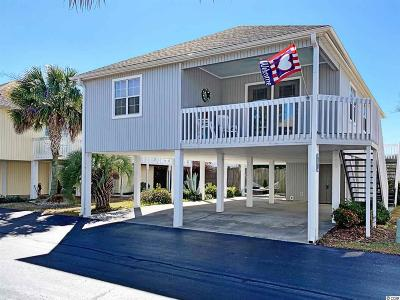 North Myrtle Beach Single Family Home Active-Pend. Cntgt. On Financi: 820 9th Ave. S