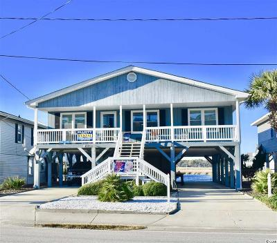 North Myrtle Beach Single Family Home For Sale: 4805 Lake Dr.