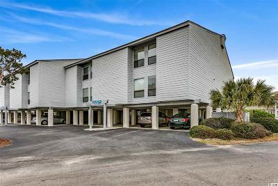 Pawleys Island Condo/Townhouse Active-Pend. Cntgt. On Financi: 21 Inlet Point Dr. #15-C
