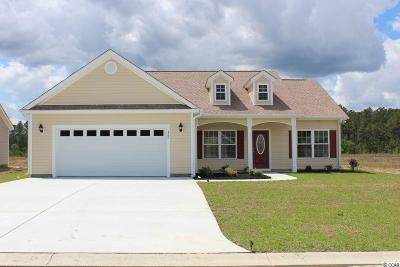 Conway SC Single Family Home Active-Pend. Cntgt. On Financi: $198,115