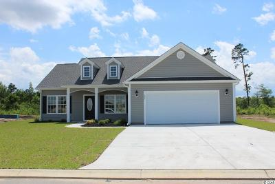 Conway SC Single Family Home Active-Pend. Cntgt. On Financi: $197,040