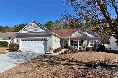 Murrells Inlet Single Family Home For Sale: 1458 Winged Foot Ct.