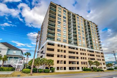 North Myrtle Beach Condo/Townhouse For Sale: 4103 N Ocean Blvd. #106