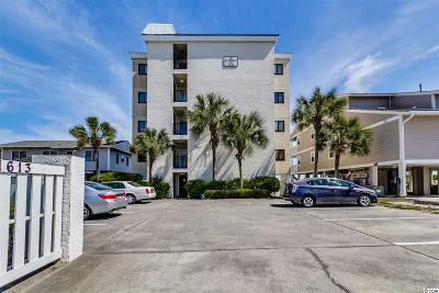Surfside Beach Condo/Townhouse Active Under Contract: 1613 S Ocean Blvd. #4