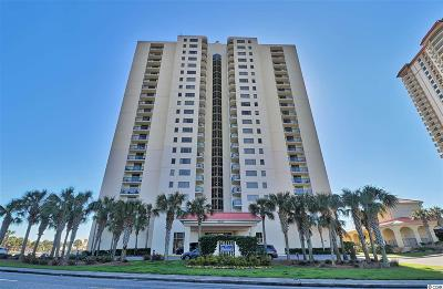 Myrtle Beach Condo/Townhouse For Sale: 8560 Queensway Blvd. #1006