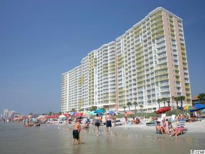 North Myrtle Beach Condo/Townhouse For Sale: 2801 S Ocean Blvd. #536